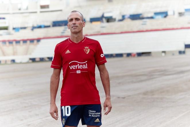 Camisas do CA Osasuna 2020-2021 Adidas