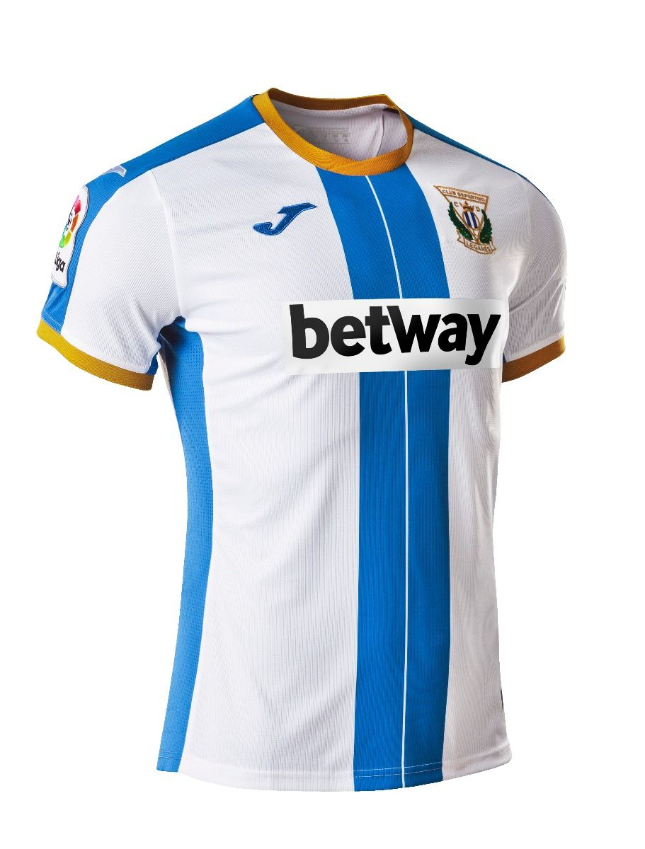 Camisas do CD Leganés 2020-2021 JOMA