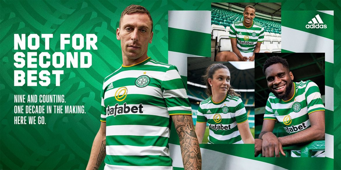 Camisas do Celtic FC 2020-2021 Adidas a