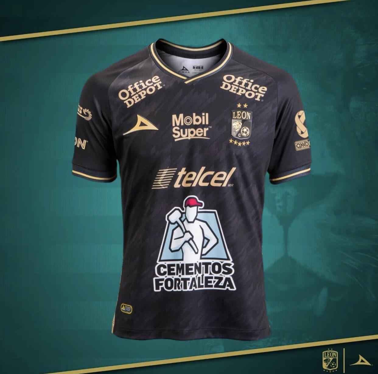 Camisas do Club León 2020-2021 Pirma Reserva