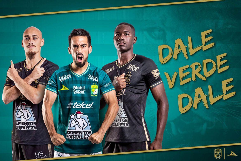 Camisas do Club León 2020-2021 Pirma a