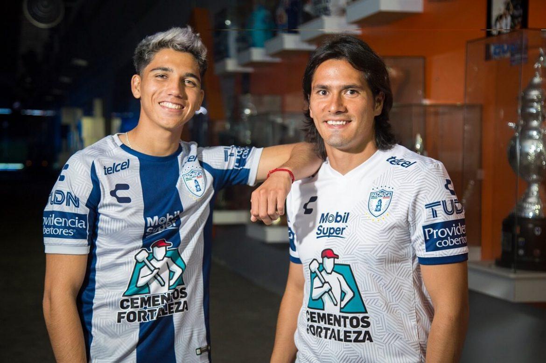 Camisas do Club Pachuca 2020-2021 Charly
