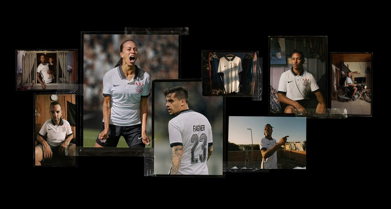 Camisas do Corinthians 2020-2021 Nike abre
