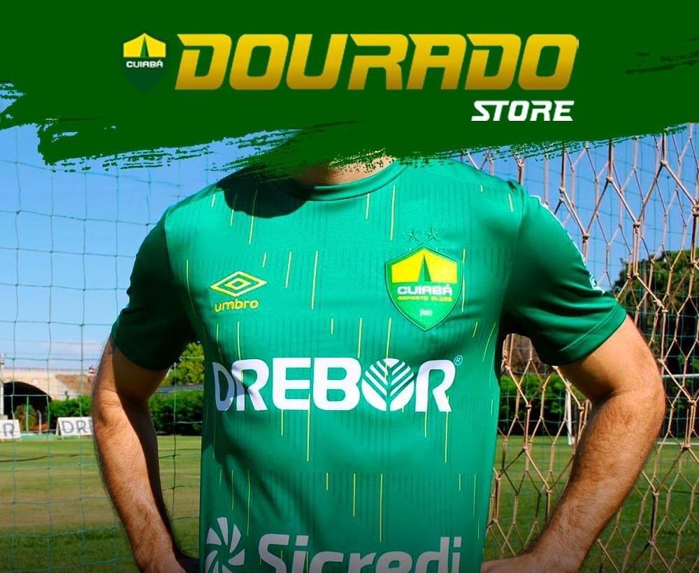 Camisas do Cuiabá EC 2020-2021 Umbro