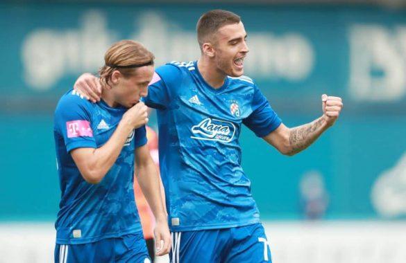 Camisas do Dinamo Zagreb 2020-2021 Adidas