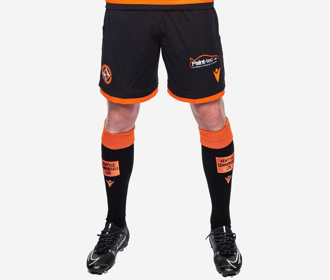 Camisas do Dundee United 2020-2021 Macron