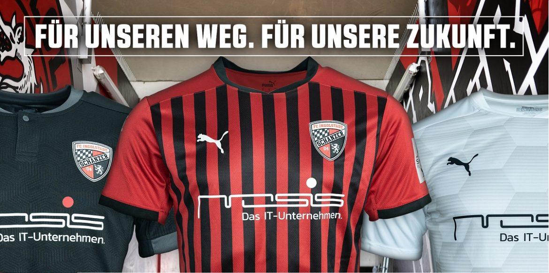 Camisas do FC Ingolstadt 2020-2021 PUMA