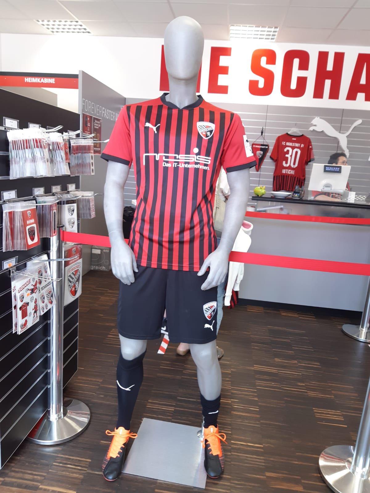 Camisas do FC Ingolstadt 2020-2021 PUMA Titular