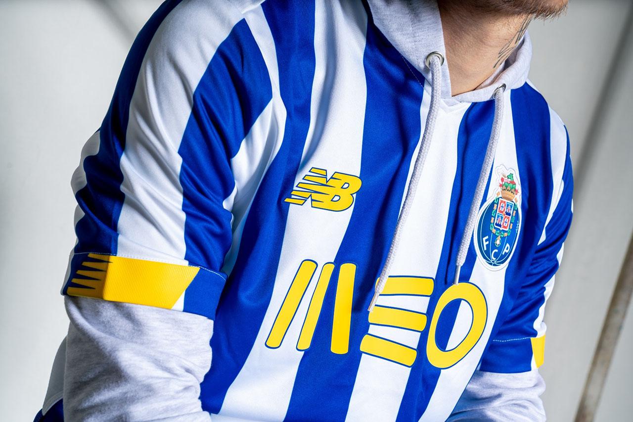 Camisas do FC Porto 2020-2021 New Balance