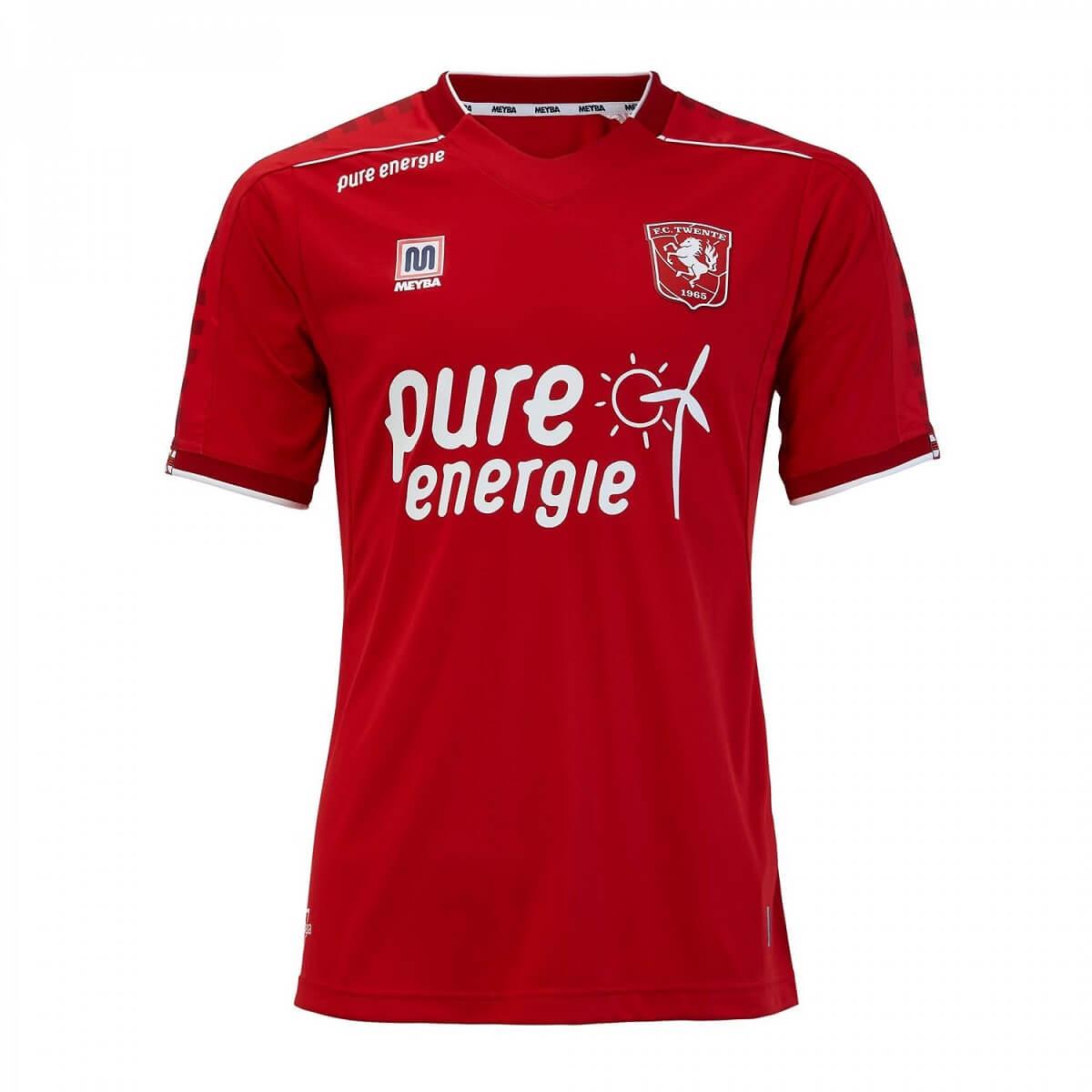 Camisas do FC Twente 2020-2021 Meyba