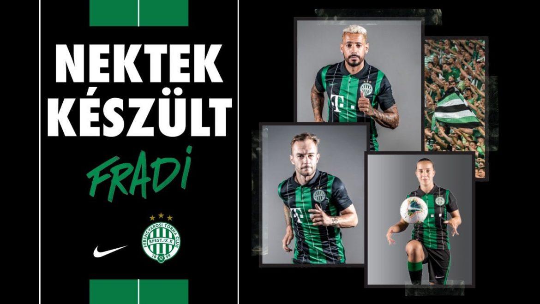Camisas do Ferencvárosi TC 2020-2021 Nike