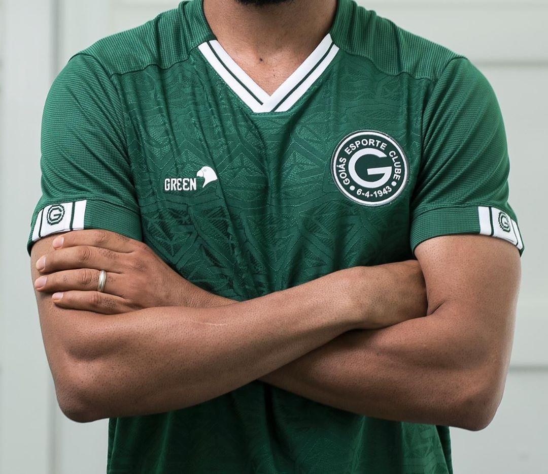 Camisas do Goias EC 2020-2021 GREEN a