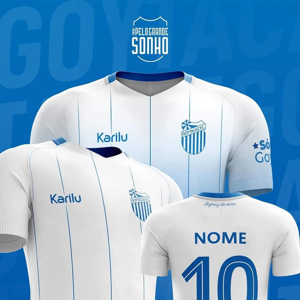 Camisas do Goytacaz 2020-2021 Karilu