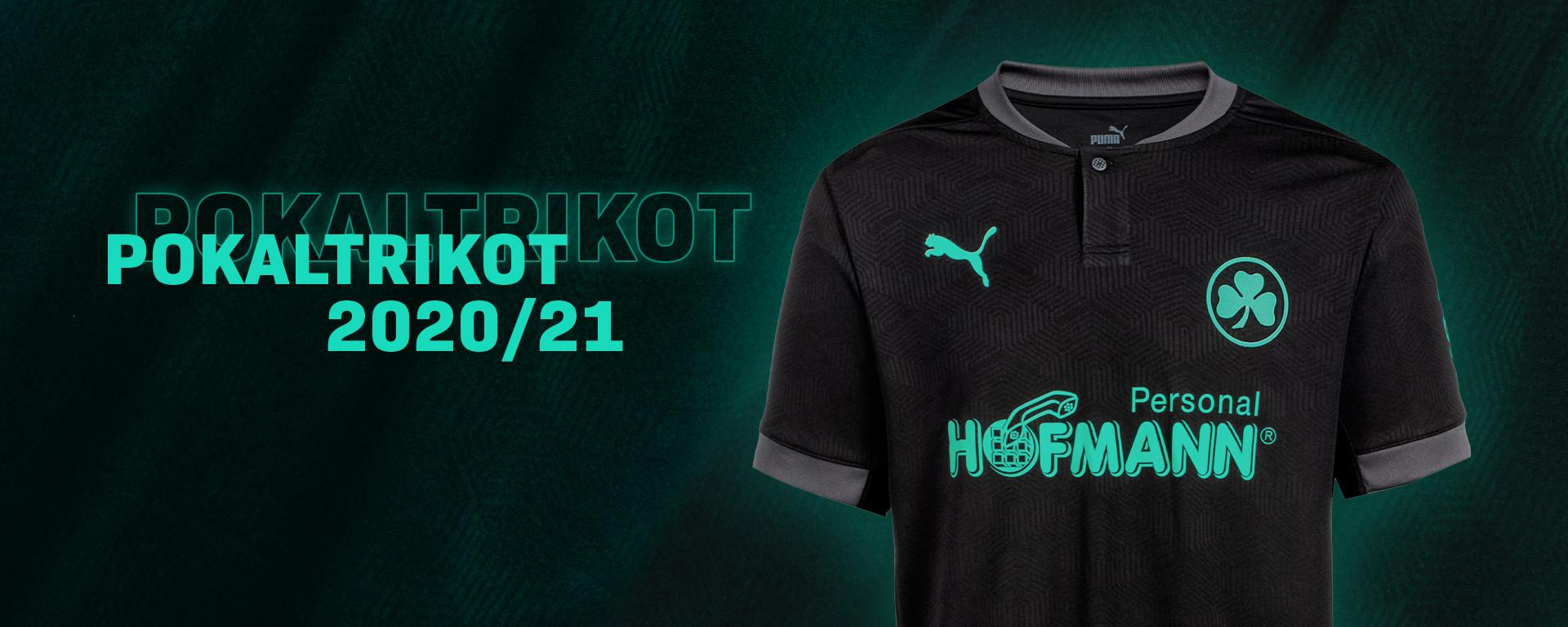 Camisas do Greuther Fürth 2020-2021 PUMA