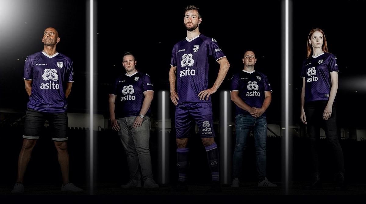 Camisas do Heracles Almelo 2020-2021 Acerbis
