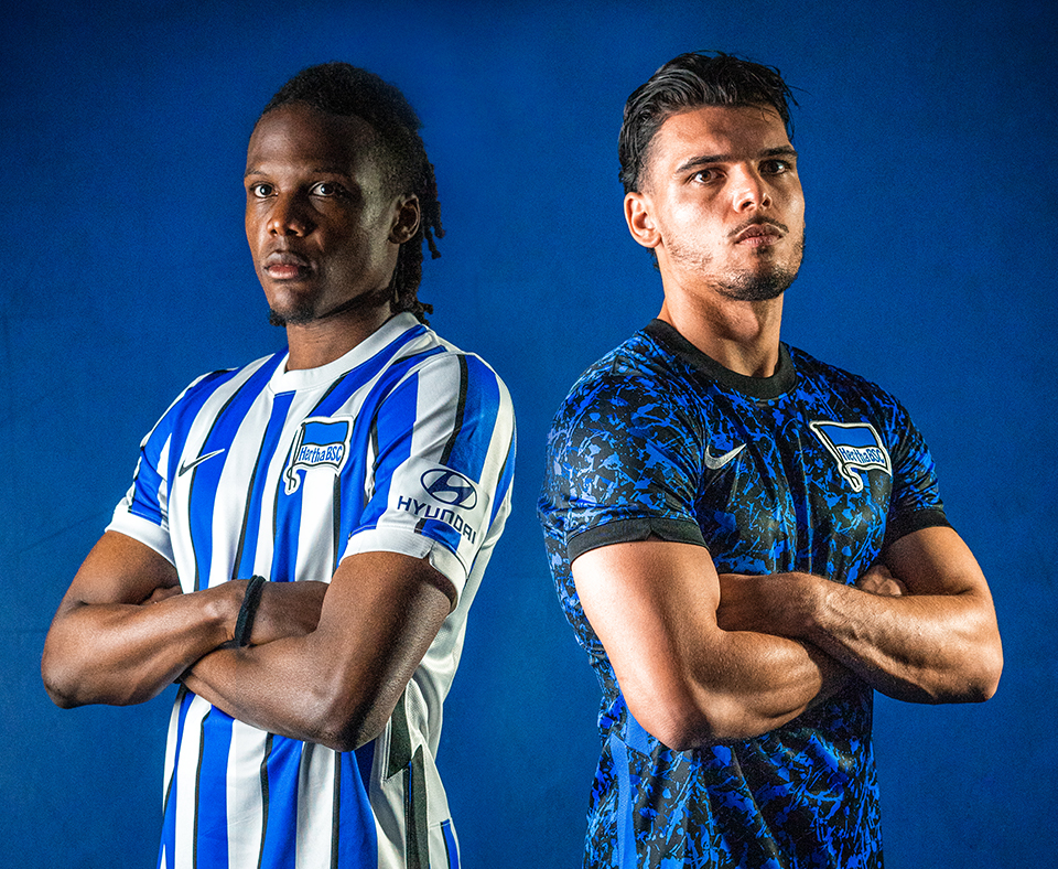 Camisas do Hertha Berlin 2020-2021 Nike 3