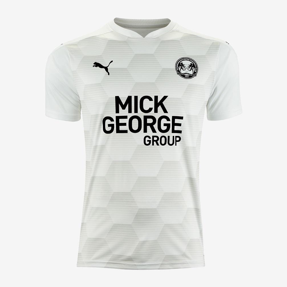 Camisas do Peterborough United 2020-2021 PUMA