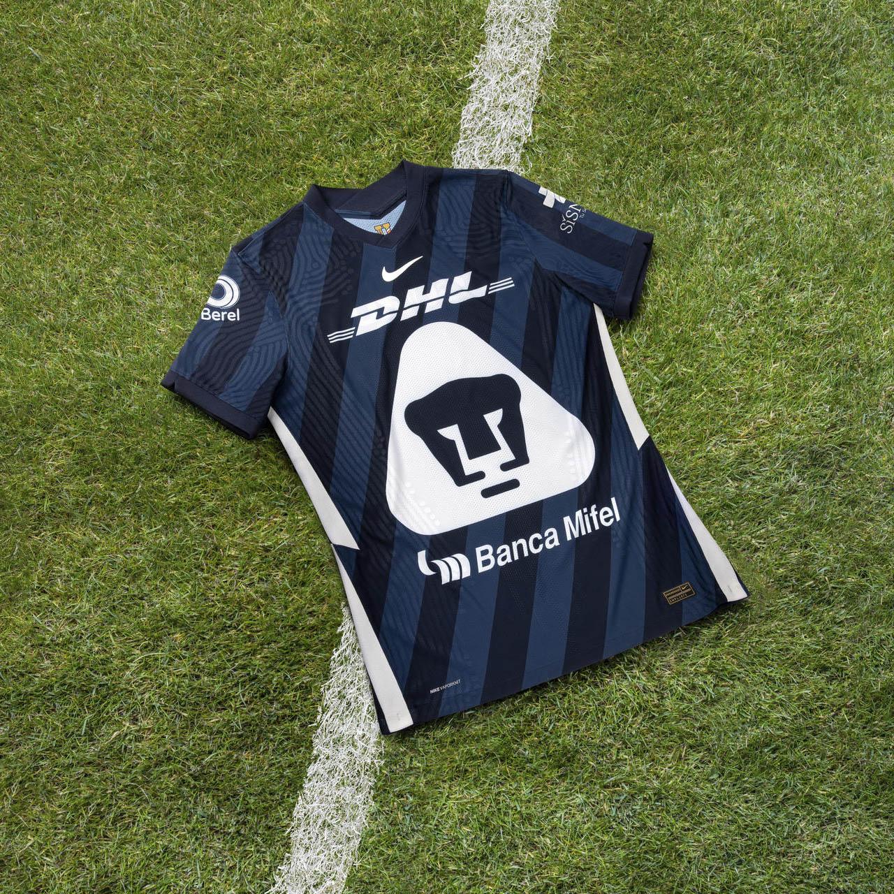 Camisas do Pumas UNAM 2020-2021
