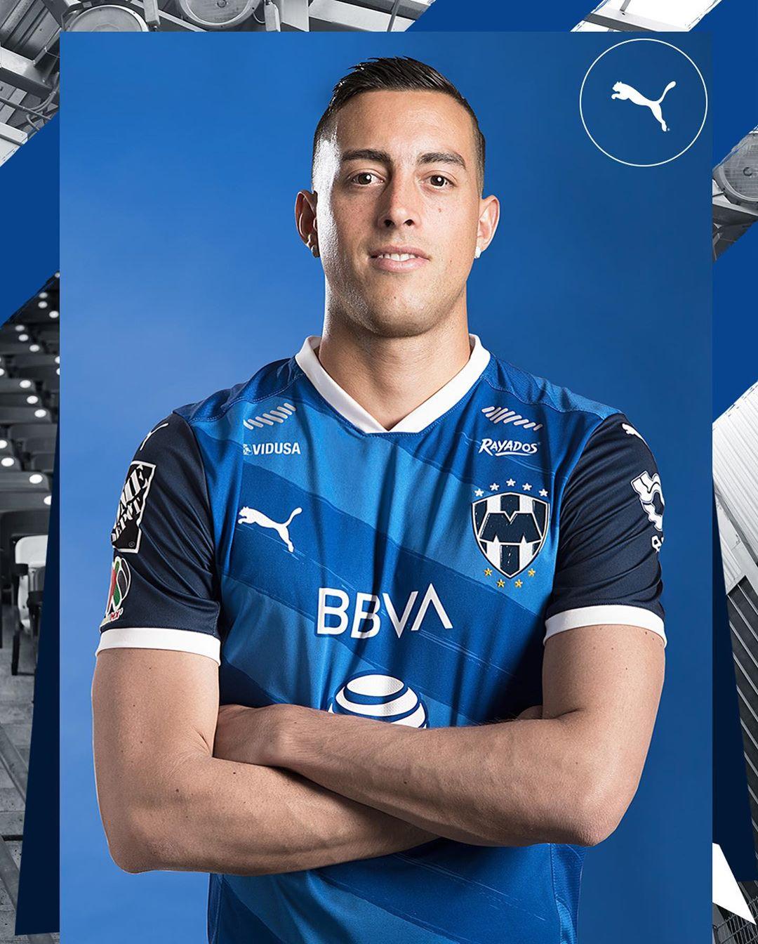 Camisas do Rayados de Monterrey 2020-2021 PUMA