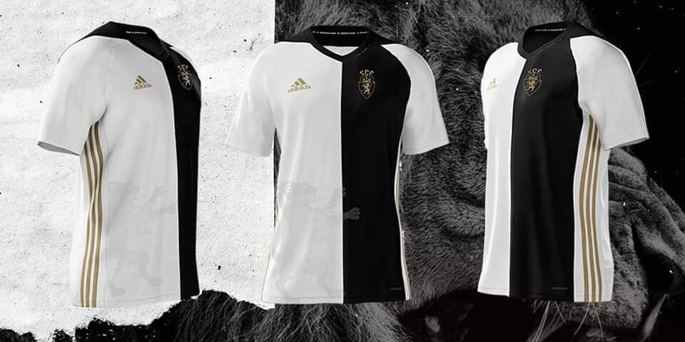 Camisas do SC Farense 2020-2021 Adidas