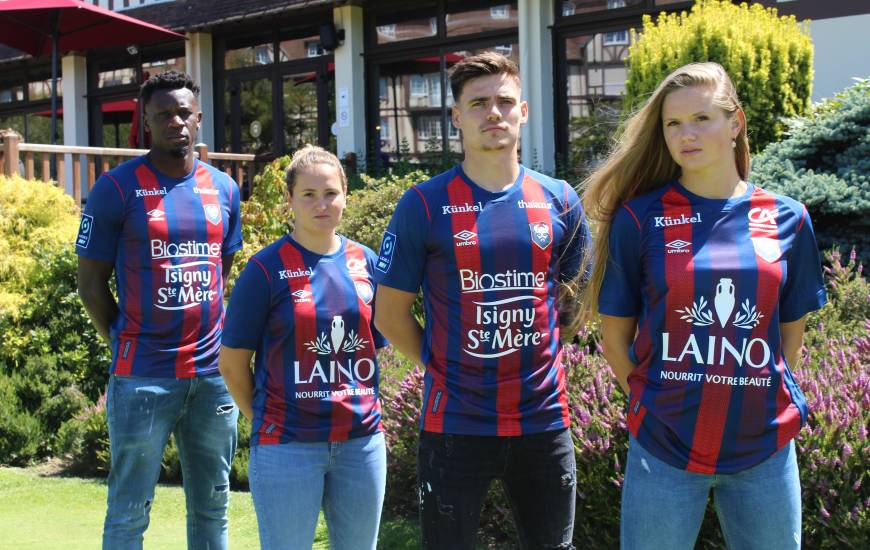 Camisas do SM Caen 2020-2021 Umbro