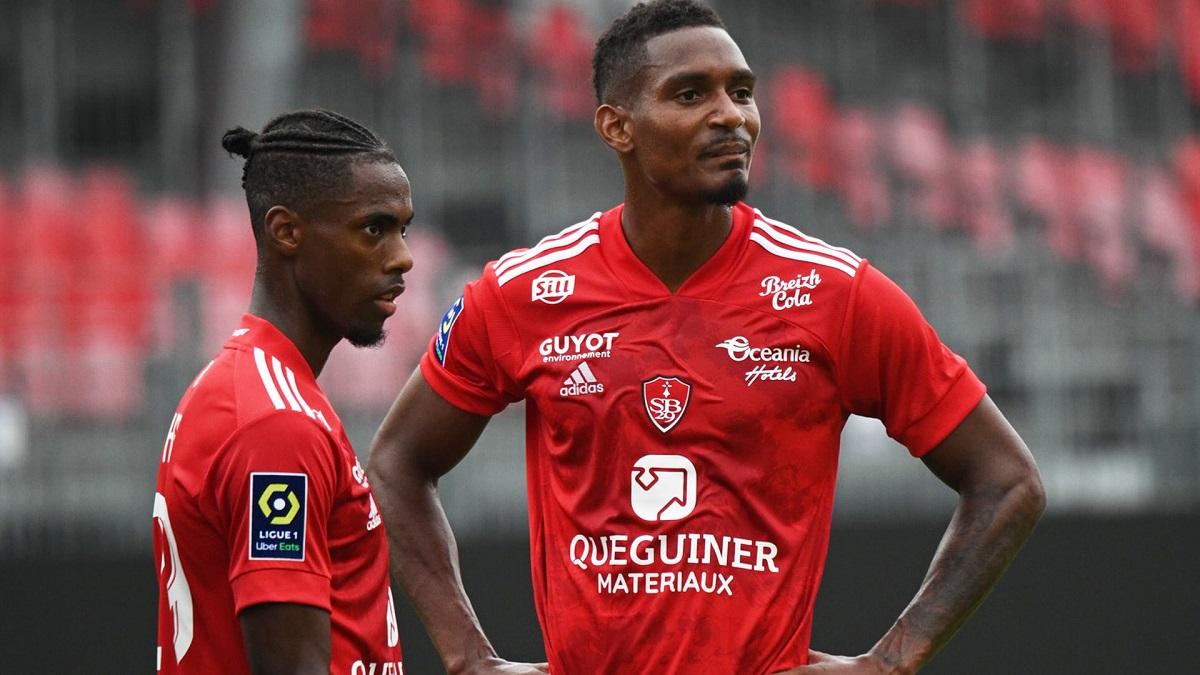 Camisas do Stade Brestois 2020-2021 Adidas