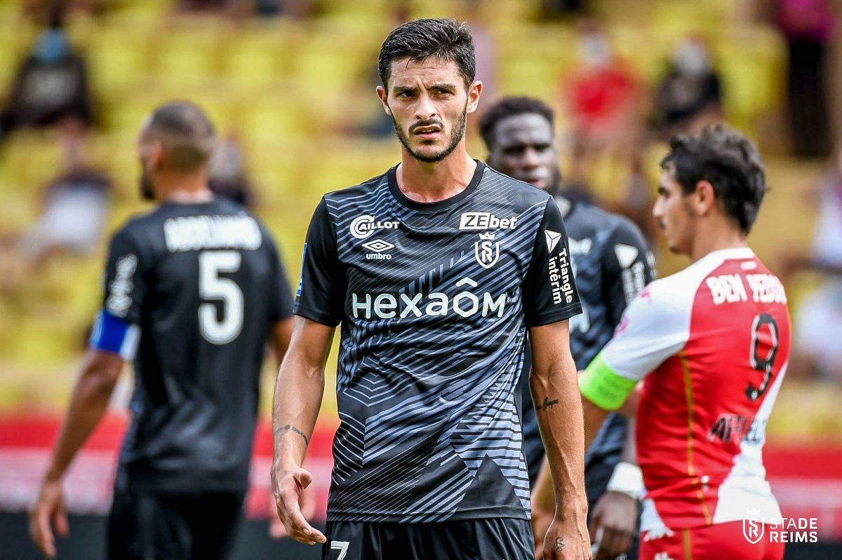 Camisas do Stade Reims 2020-2021 Umbro