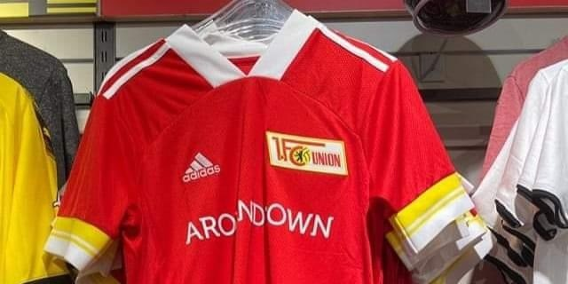 Camisas do Union Berlin 2020-2021 Adidas