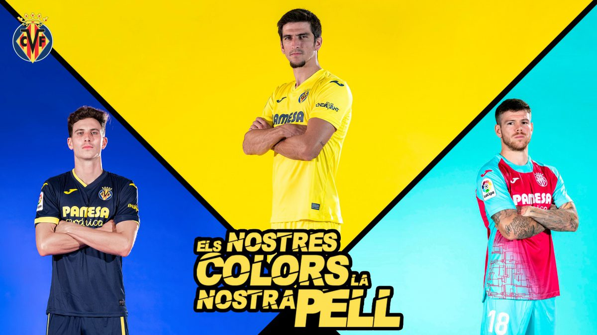 Camisas do Villarreal 2020-2021 JOMA a