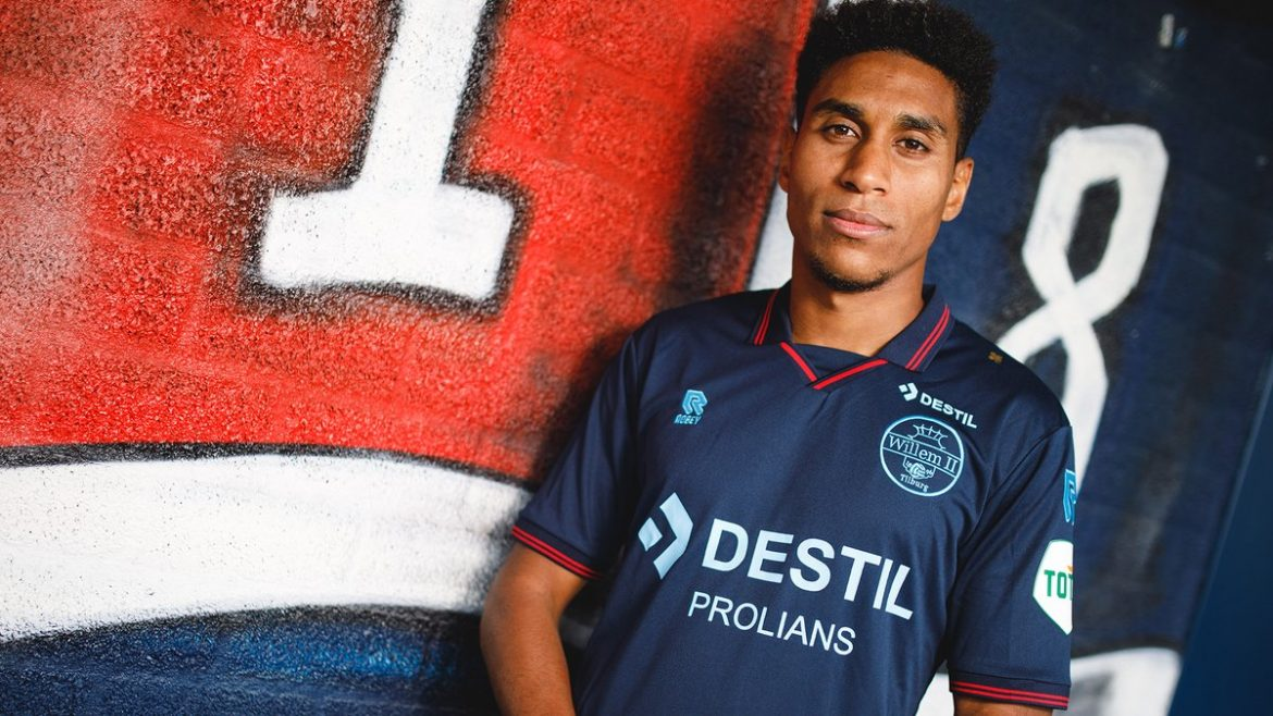 Camisas do Willem II 2020-2021 Robey