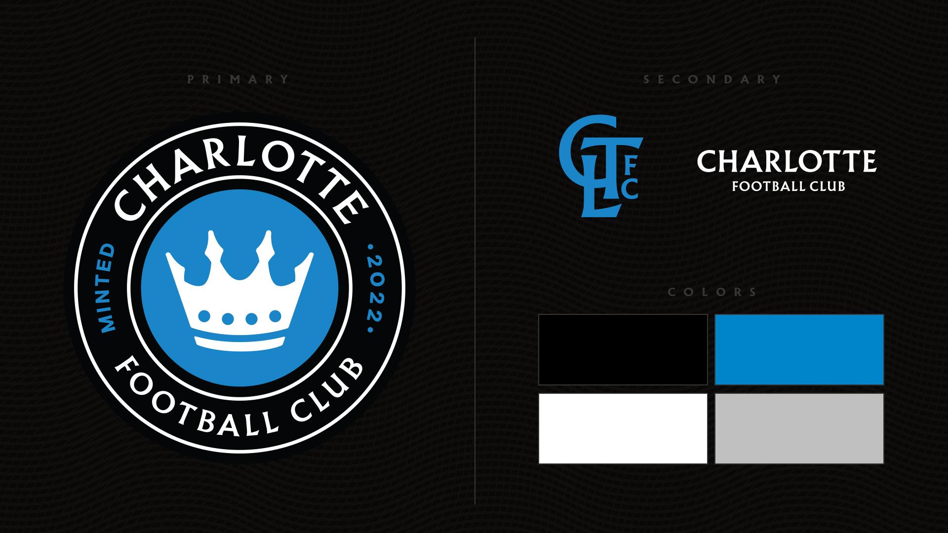 Charlotte FC anuncia nome e apresenta escudo