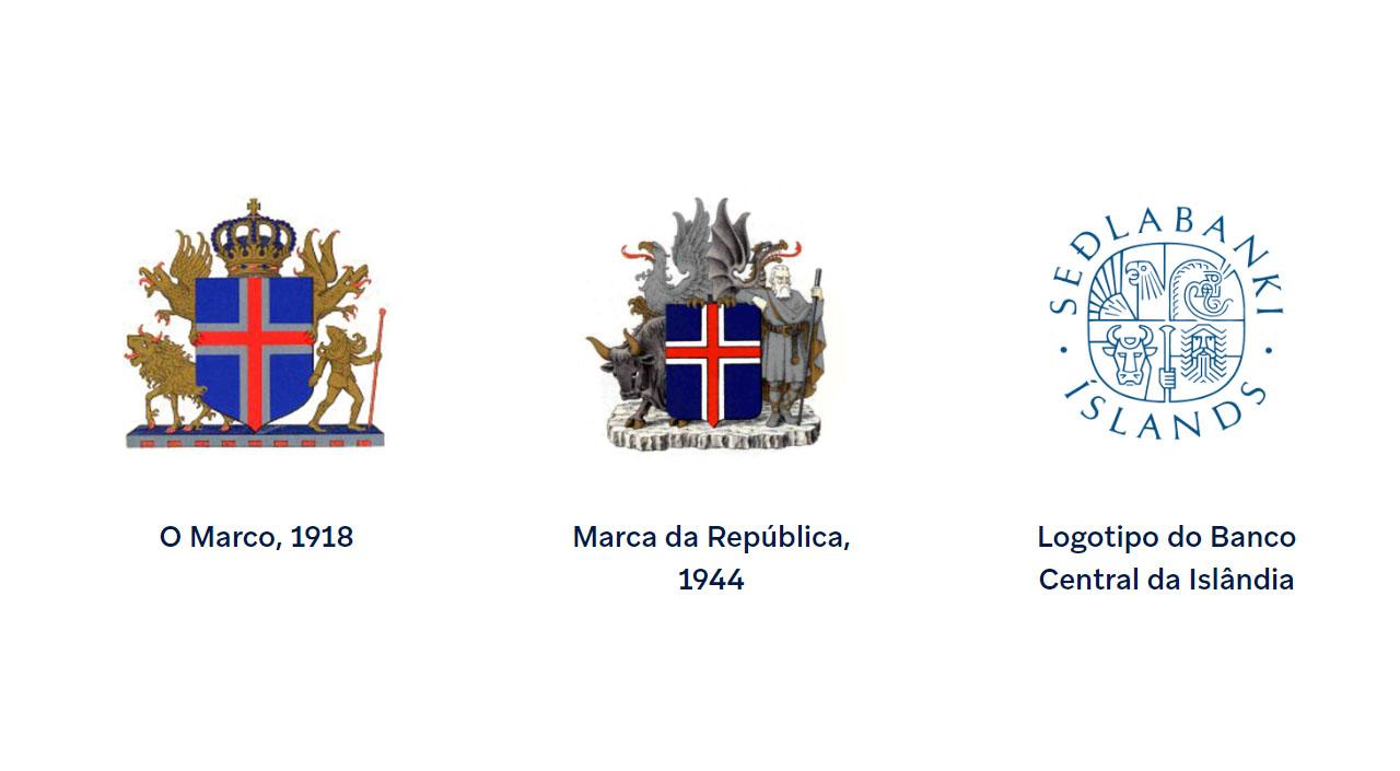Islandia Novo Escudo 1