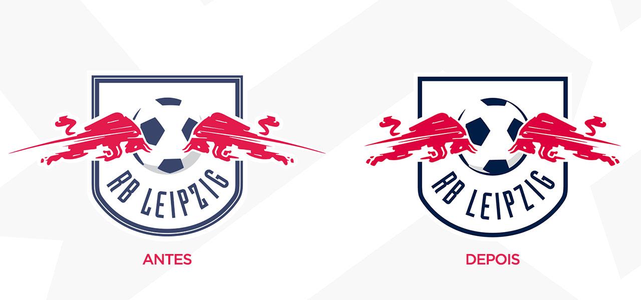 Rb Leipzig Faz Pequenas Alteracoes Em Seu Escudo Mantos Do Futebol