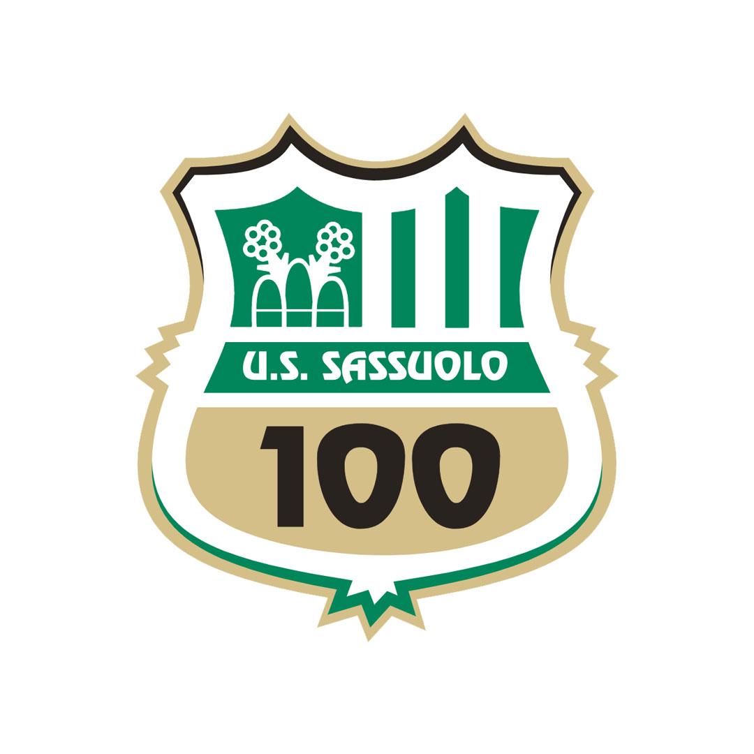 Sassuolo logo 100 anos