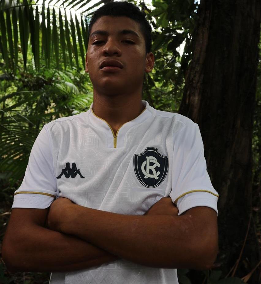 Terceira camisa do Clube do Remo 2020-2021 Kappa