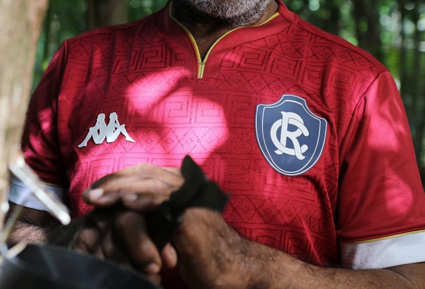 Terceira camisa do Clube do Remo 2020-2021 Kappa