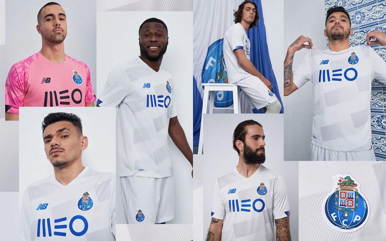 Terceira camisa do FC Porto 2020-2021 New Balance a