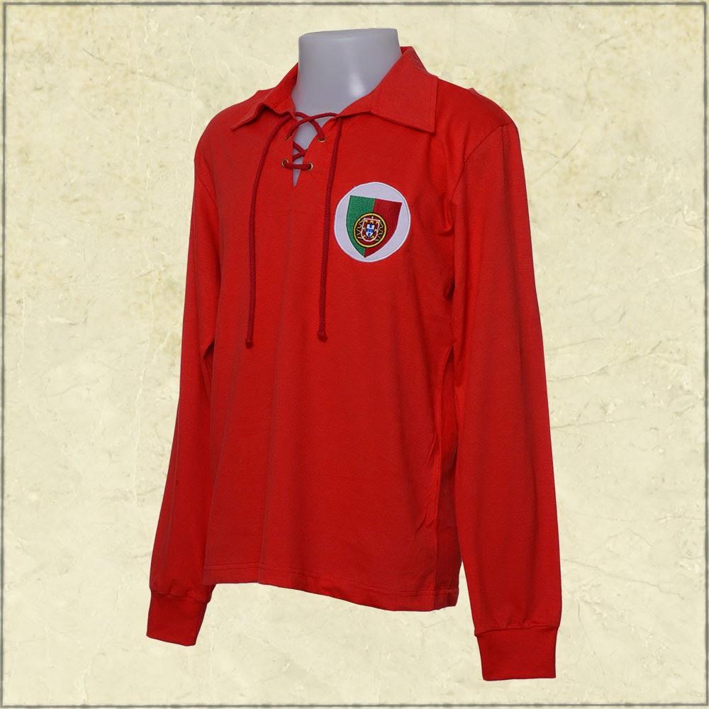 Camisa Retrô Portuguesa 1920 (2)