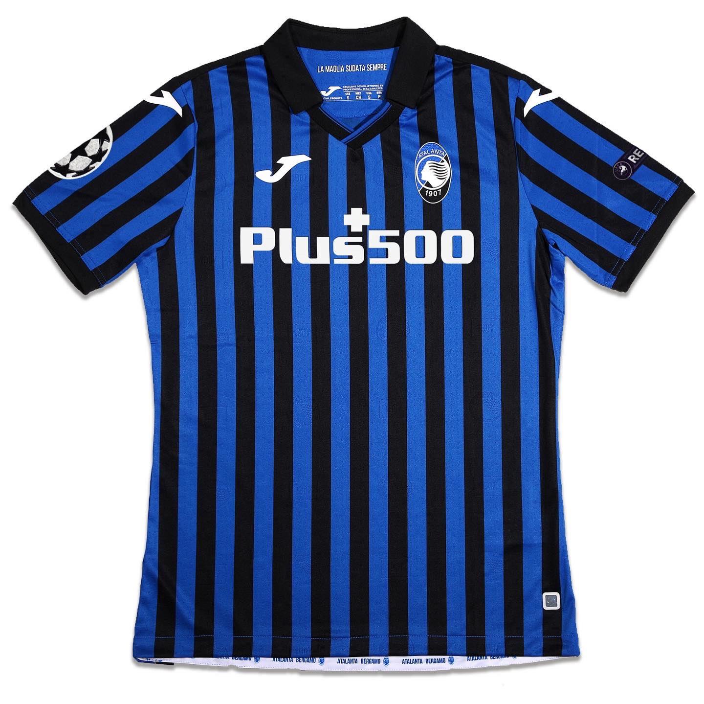 Camisa da Champions League da Atalanta 2020-2021 JOMA