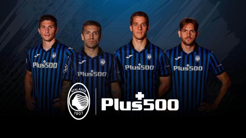 Camisa da Champions League da Atalanta 2020-2021 JOMA a