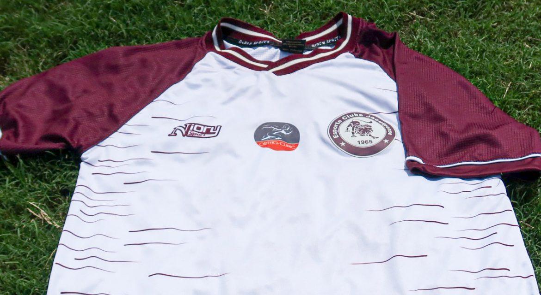 Camisa reserva da Jacuipense 2020-2021 Niory Sports a