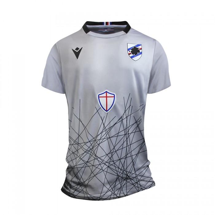 Camisas da Sampdoria 2020-2021 Macron Goleiro 2