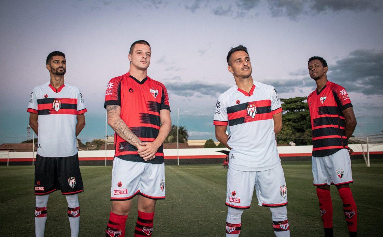Camisas do Atlético Goianiense 2020-2021 Dragão Premium