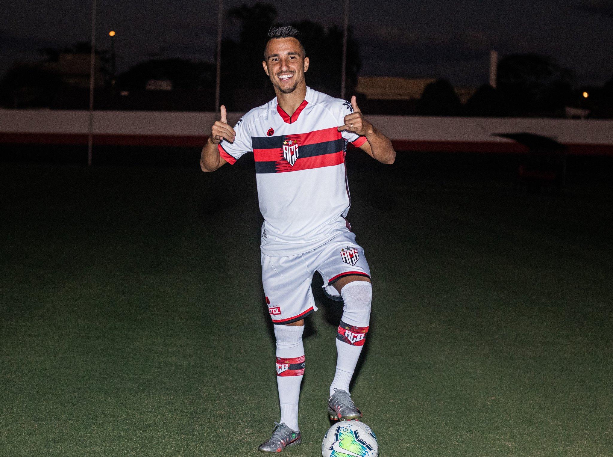 Camisas do Atlético Goianiense 2020-2021 Dragão Premium Reserva