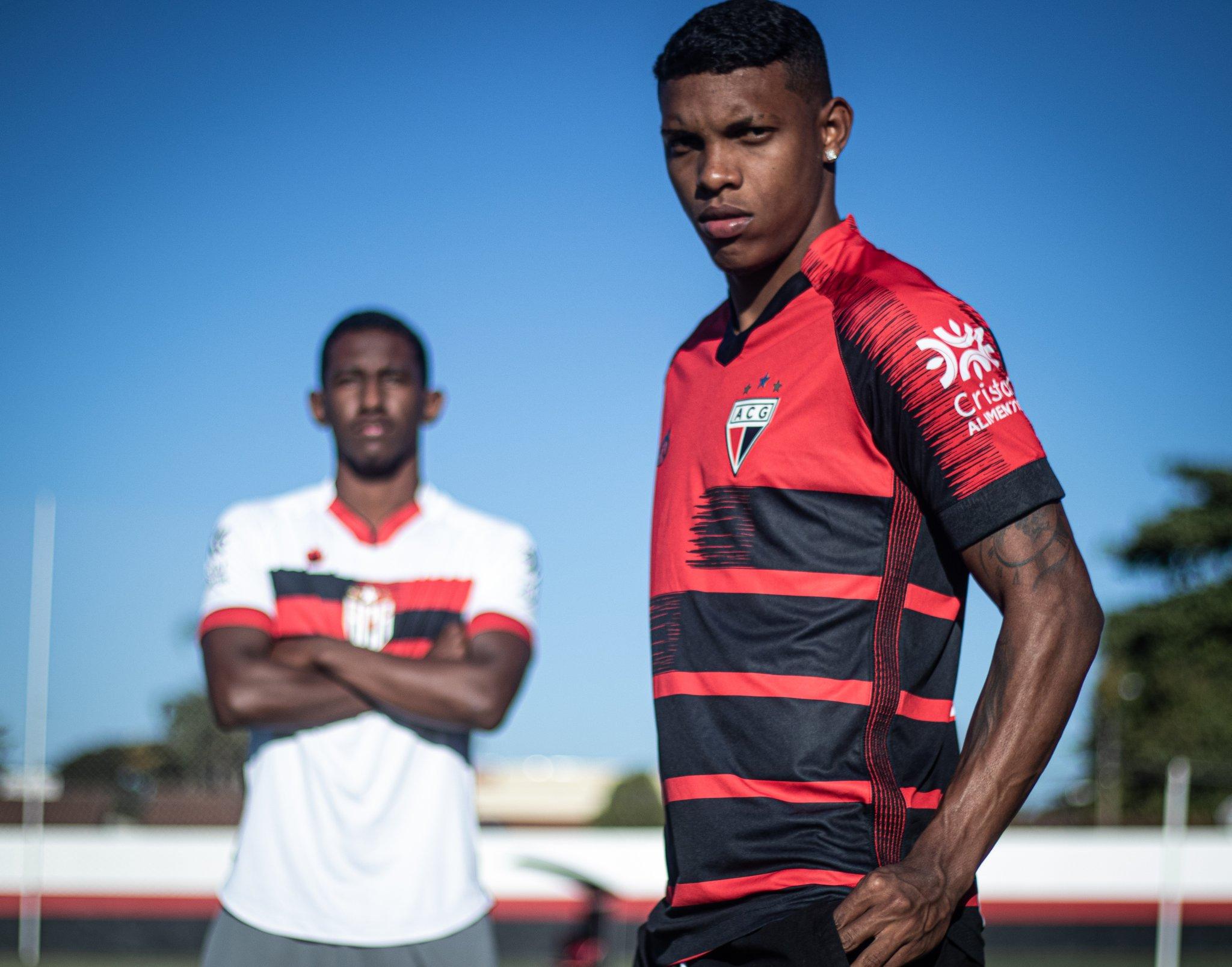 Camisas do Atlético Goianiense 2020-2021 Dragão Premium Titular