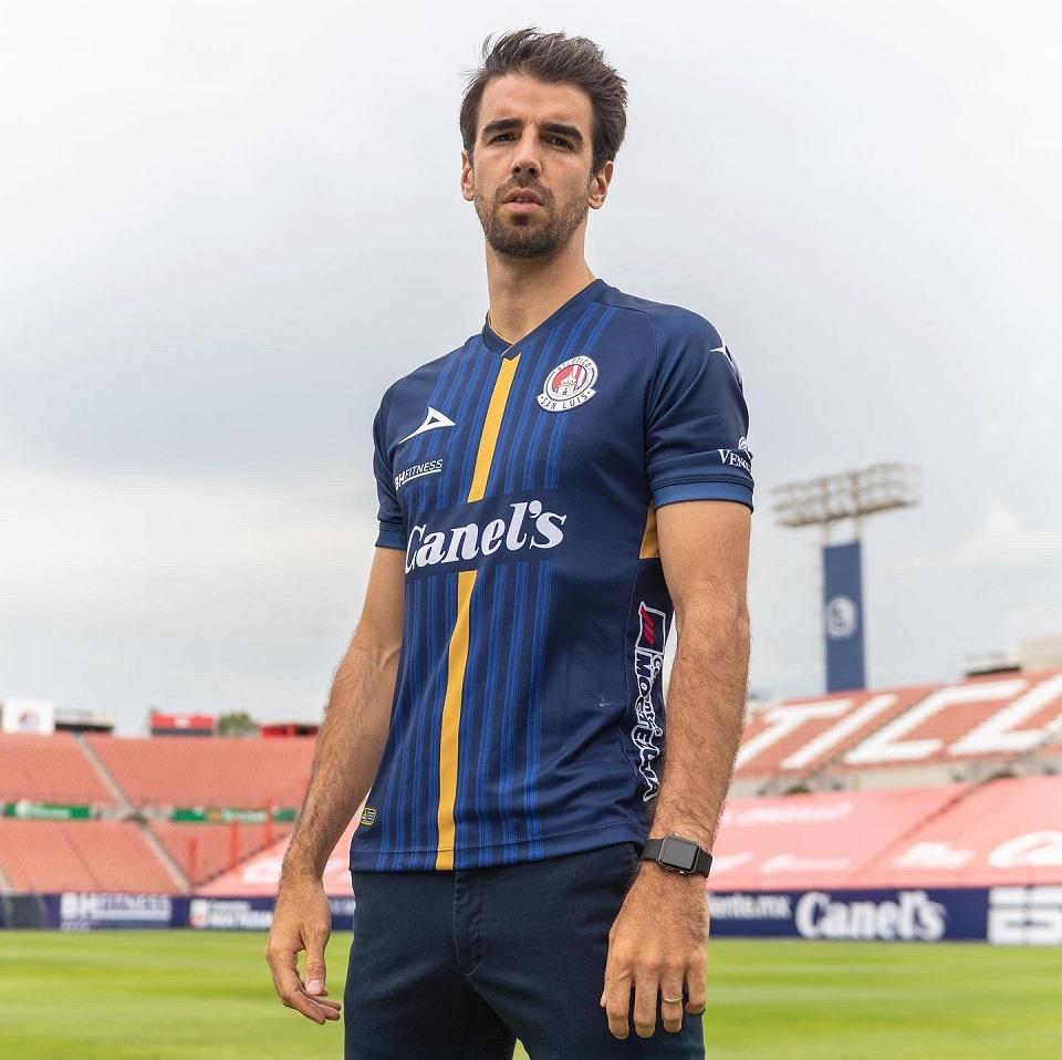 Camisas do Atlético San Luis 2020-2021 Pirma