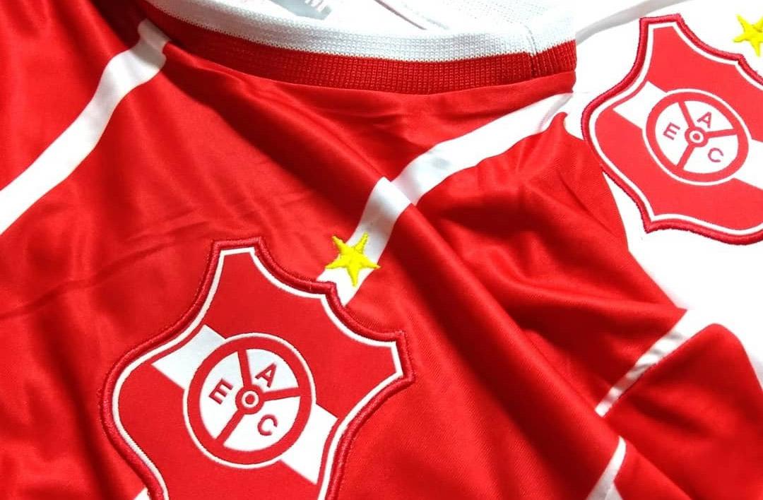 Camisas do Auto Esporte Clube 2020-2021 Lance