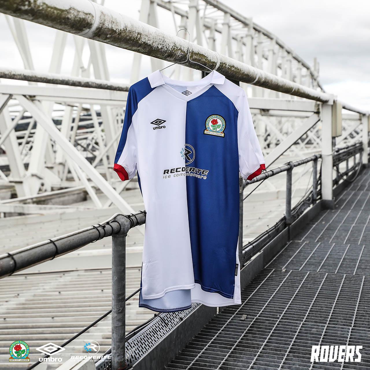 Camisas do Blackburn Rovers 2020-2021 Umbro