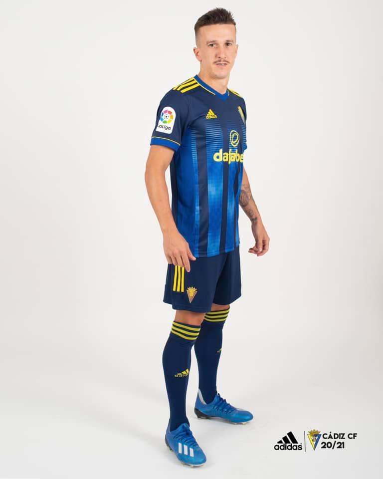 Camisas do Cádiz CF 2020-2021 Adidas