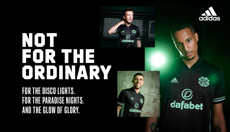 Camisas do Celtic FC 2020-2021 Adidas a